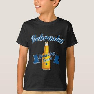 Nebraska Drinking team T-Shirt