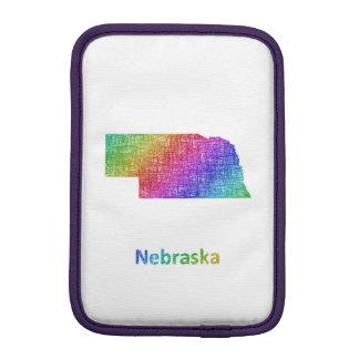 Nebraska iPad Mini Sleeve