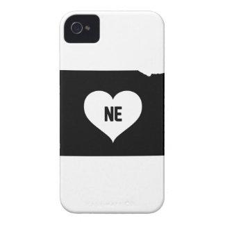 Nebraska Love iPhone 4 Covers