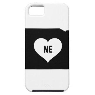 Nebraska Love iPhone 5 Case