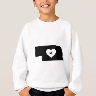 Nebraska Love Sweatshirt