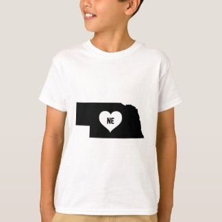 Nebraska Love T-Shirt