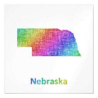 Nebraska Magnetic Invitations