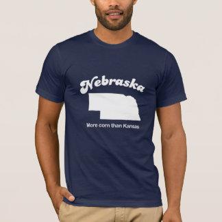 Nebraska - More corn than Kansas T-shirt