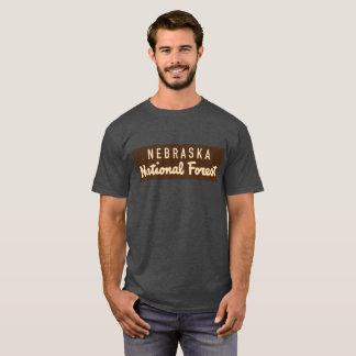 Nebraska National Forest T-Shirt