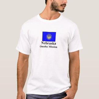 Nebraska Omaha Mission T-Shirt
