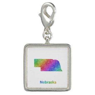 Nebraska Photo Charms