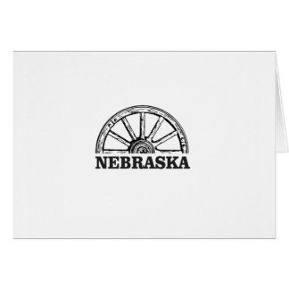 nebraska pioneer card