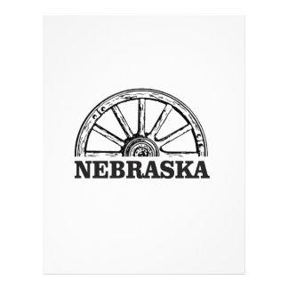 nebraska pioneer letterhead
