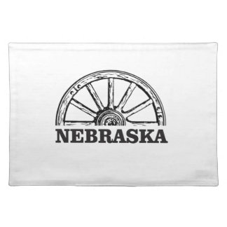 nebraska pioneer placemat