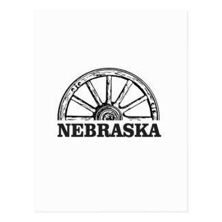 nebraska pioneer postcard