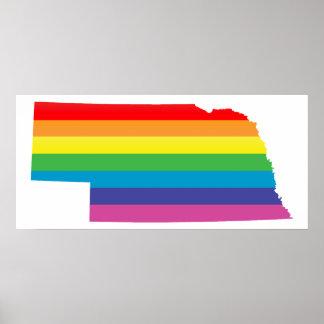 nebraska pride. poster