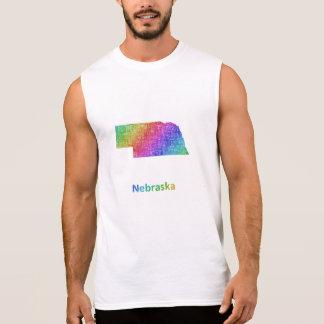 Nebraska Sleeveless Shirt