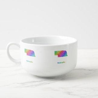 Nebraska Soup Mug