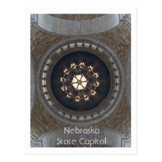 Nebraska State Capitol Postcard