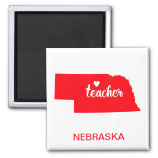 Nebraska Teacher Magnet