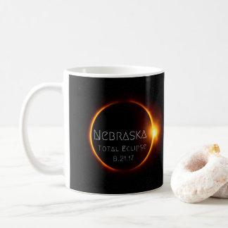 Nebraska Total Eclipse Mug