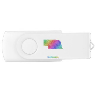 Nebraska USB Flash Drive