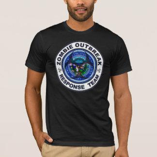 Nebraska Zombie Outbreak Response Team T-Shirt