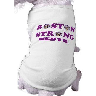 NEBTR Boston Strong Dog Shirt