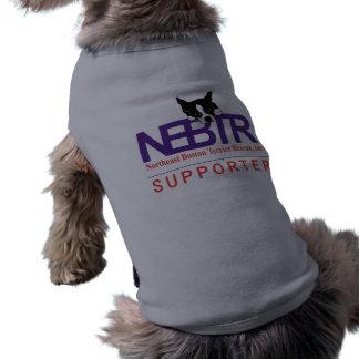 NEBTR Dog Shirt