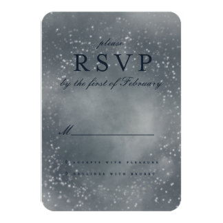 nebula alternative one RSVP Card