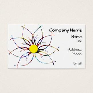 Nebula Daisy Business Card