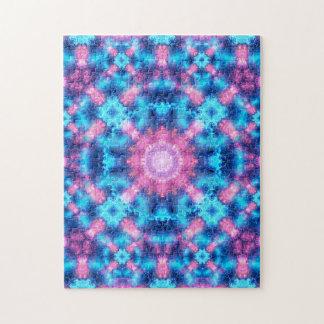 Nebula Energy Matrix Mandala Jigsaw Puzzle