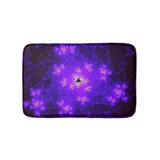 Nebula Fractal Bath Mat