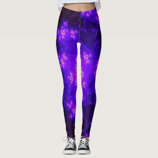 Nebula Fractal Leggings