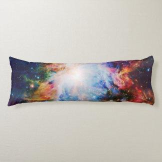 Nebula Galaxy Print Body Pillow