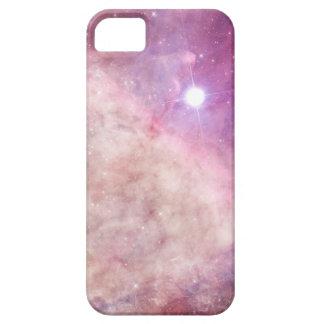 Nebula Galaxy Stars Pink Purple Girly 5 Case