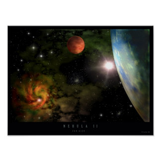 Nebula II Poster