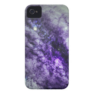 Nebula in Purple iPhone 4 case