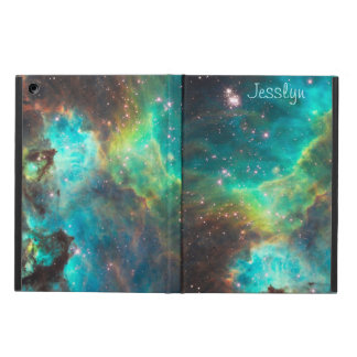 Nebula in Turquoise iPad Air Powis Case