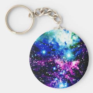 Nebula Keychain