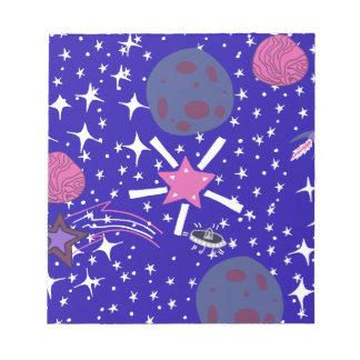nebula notepad