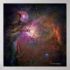 Nebula Orion Poster
