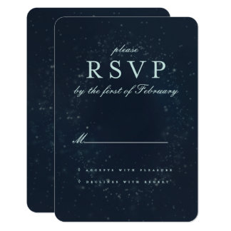 Nebula RSVP Card
