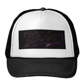 NEBULA SPACE GALAXY PHENOMENA FANTASY STARS MILKY TRUCKER HAT