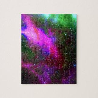 Nebula Space Photo Jigsaw Puzzle