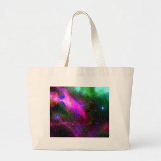 Nebula Space Photo Large Tote Bag