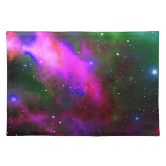 Nebula Space Photo Placemat