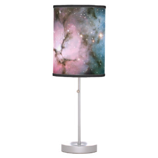 Nebula stars galaxy hipster geek cool space scienc table lamp