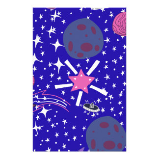 nebula stationery