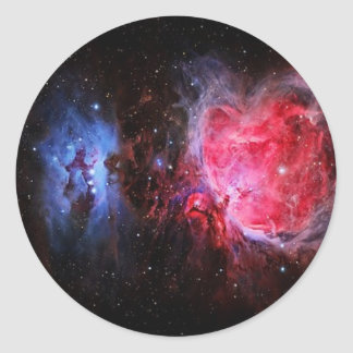 Nebula Stickers