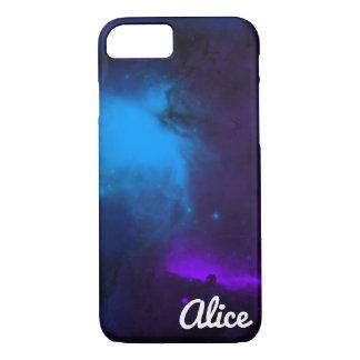 Nebular with Custom Name iPhone 8/7 Case