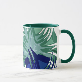 Nebulosa white mug