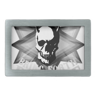 Necessary Evil Belt Buckle