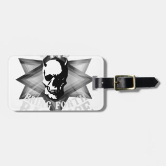 Necessary Evil Luggage Tag